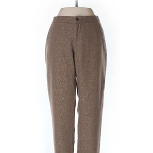 Lands' End Wool Dress Pants